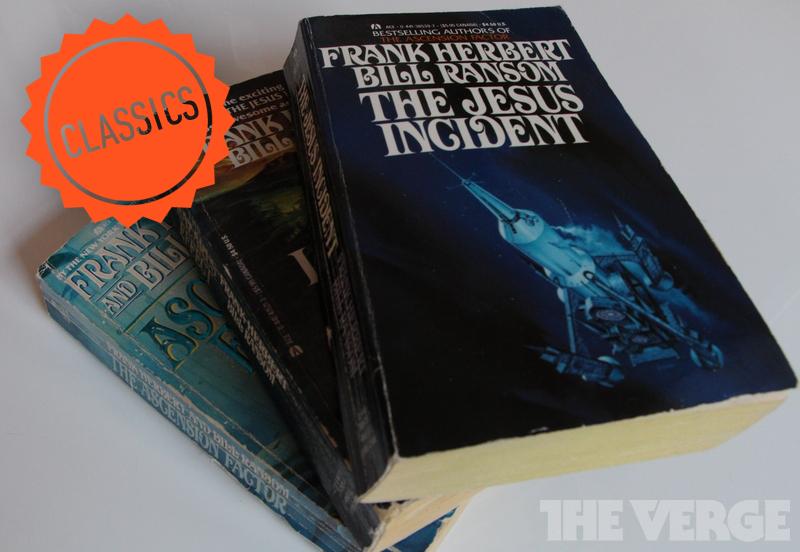 Classics The Jesus Incident