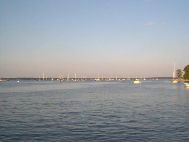 Somewhere On The Chesapeake Bay