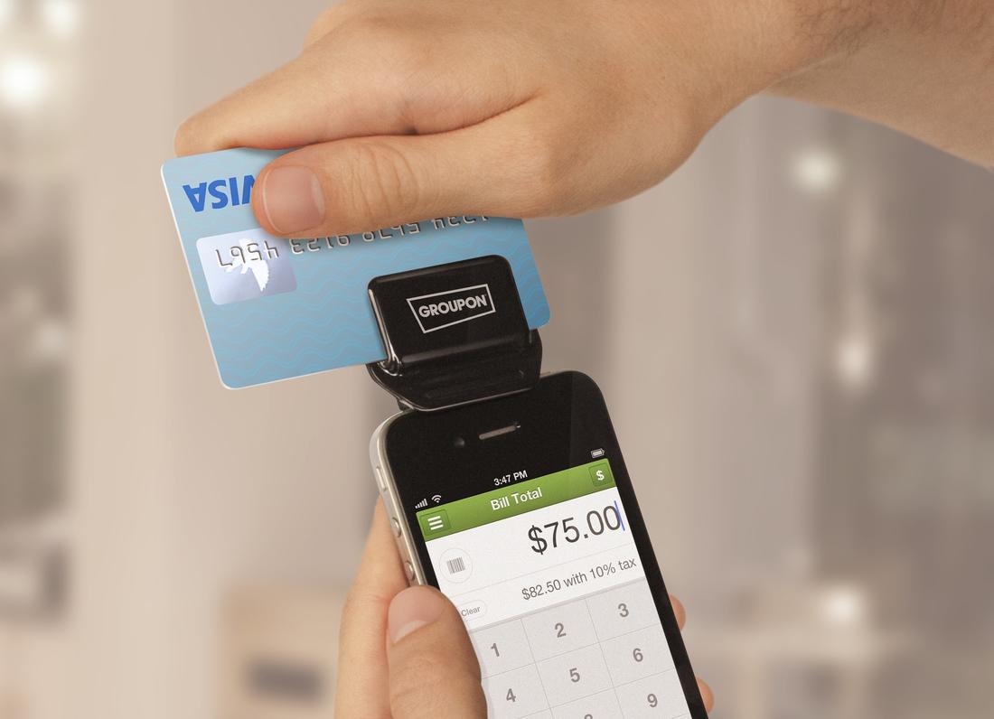 groupon payments
