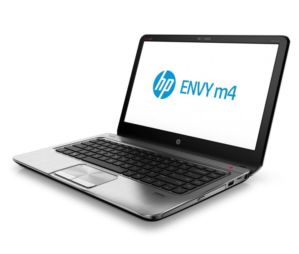 HP Envy m4 facing