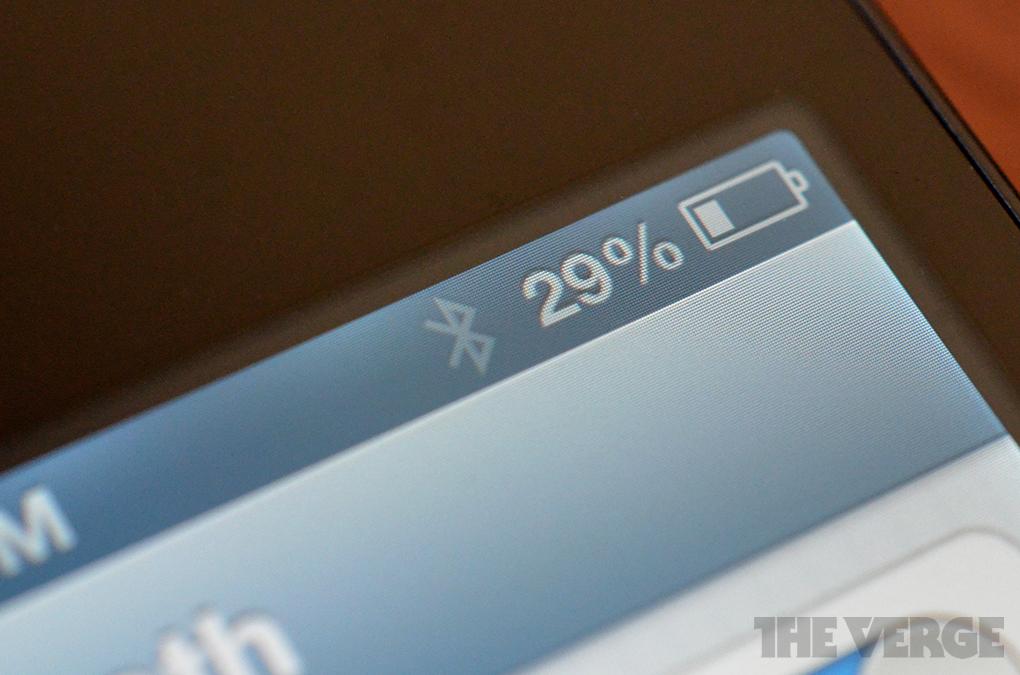 iOS 6 Bluetooth icon