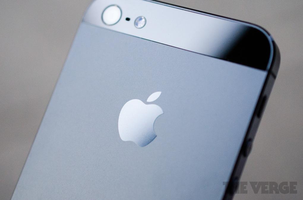 iPhone 5 closeup stock 1020