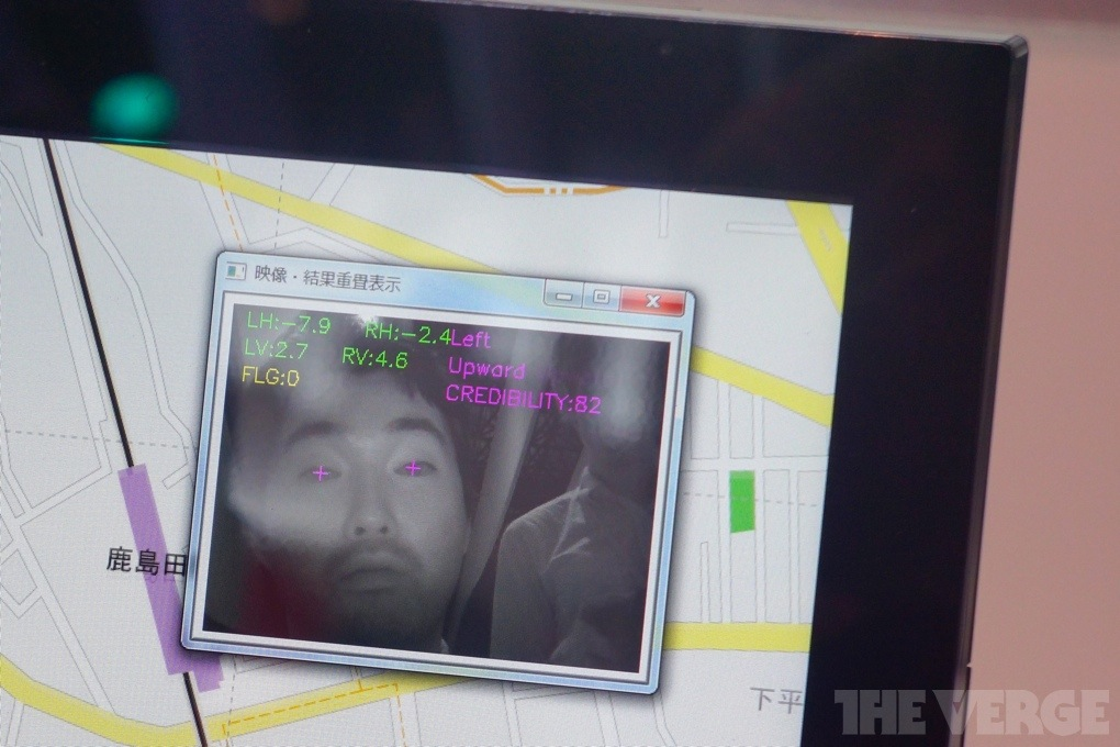 i beam eye tracking