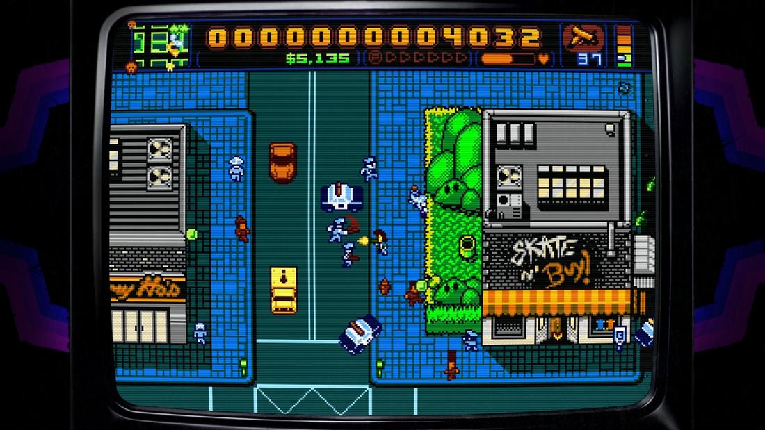 Retro City Rampage screenshot 1280