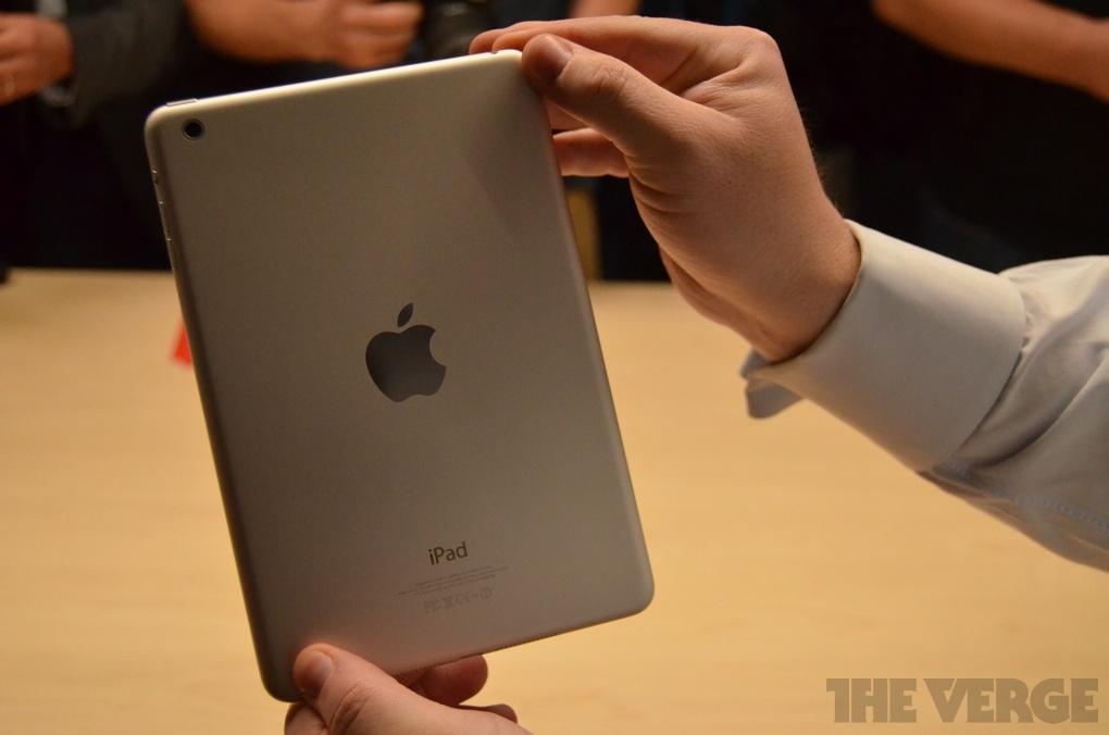 Gallery Photo: iPad mini hands-on photos