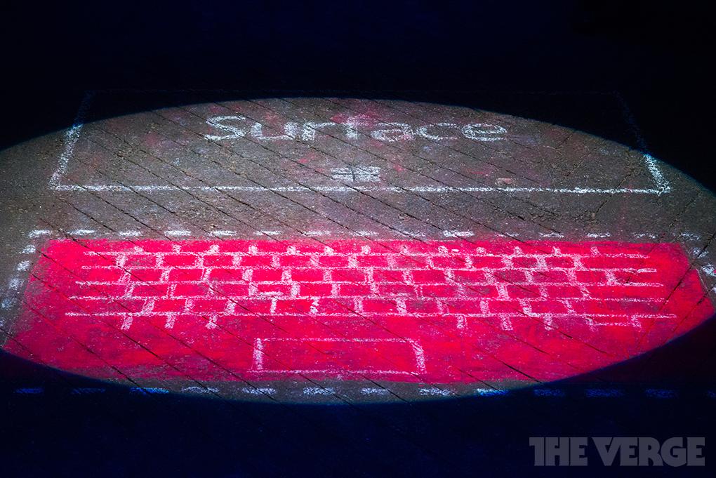 Microsoft Surface RT stock