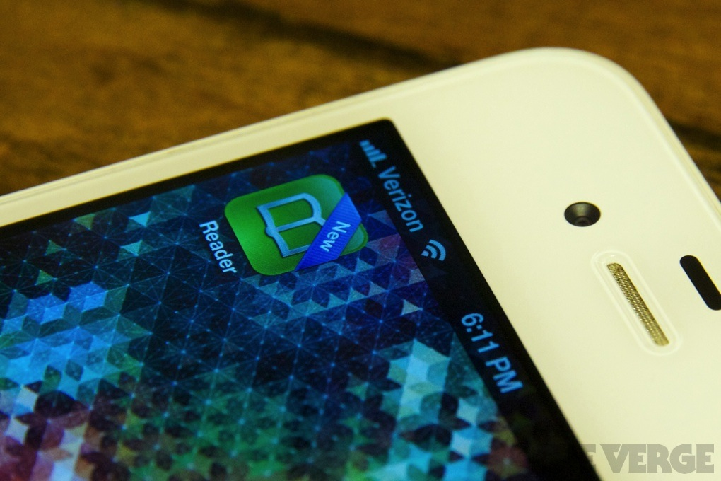 Sony Reader iOS app