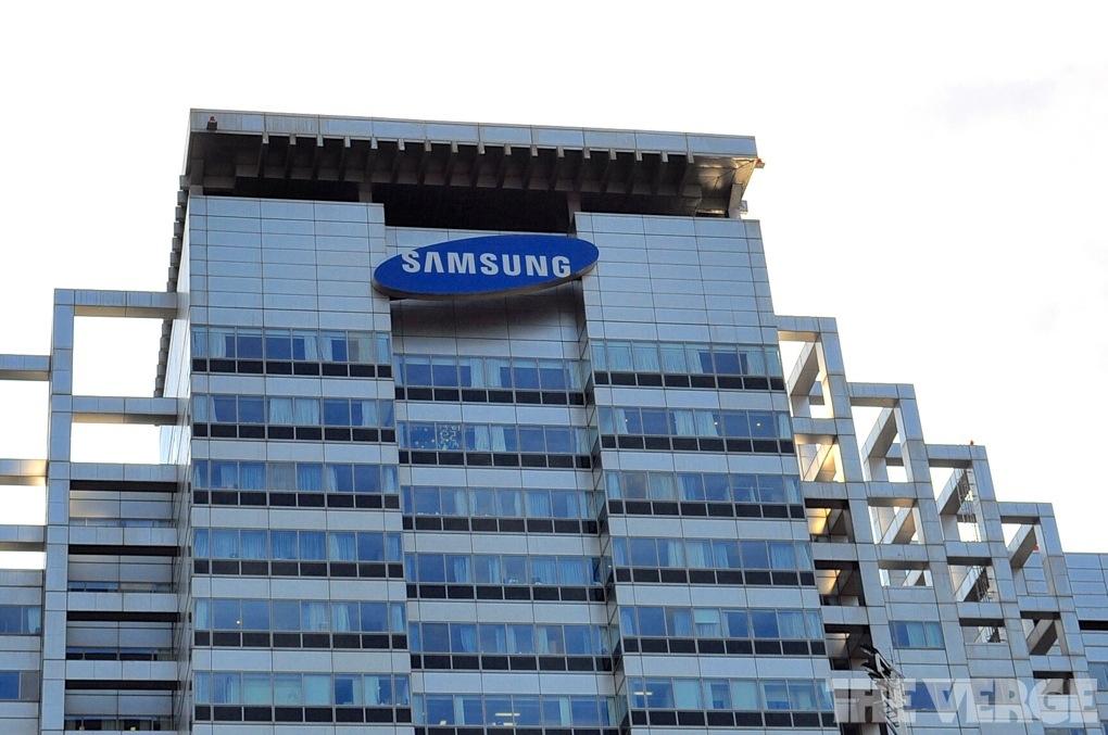 samsung stock buildings