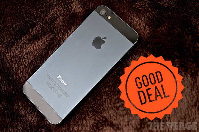 good deal iphone 5 stock