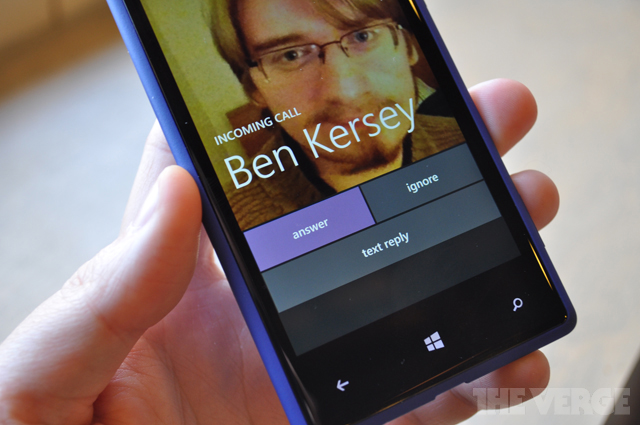 Windows Phone 8 update 8X