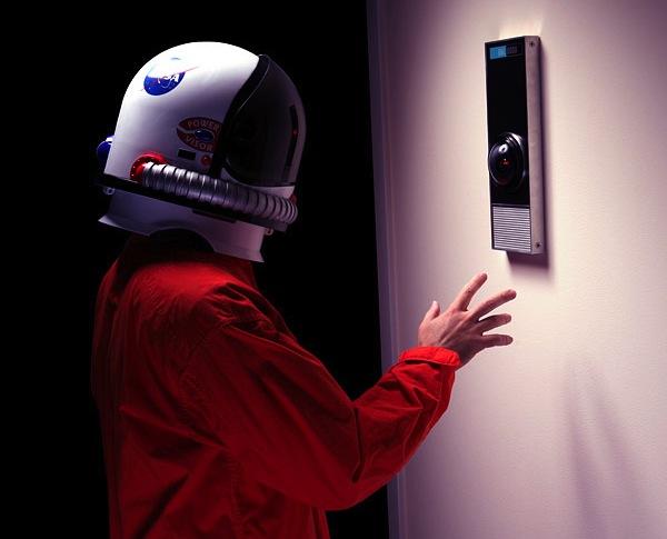 HAL 9000 prop reproduction