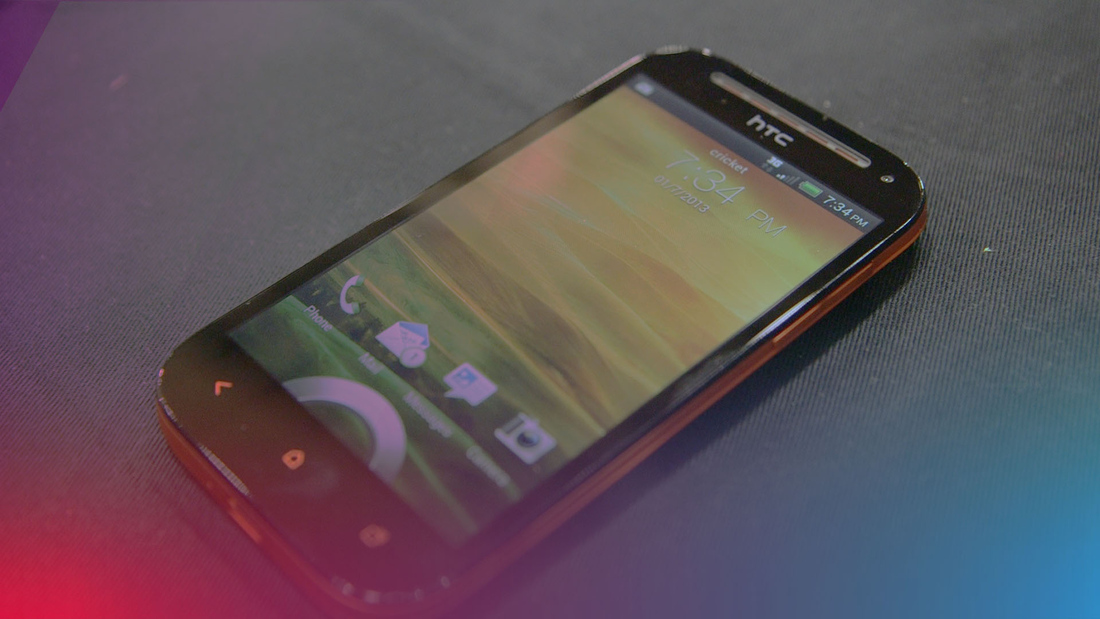 HTC One SV hands-on