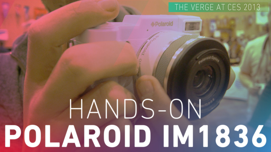 Polaroid Mirrorless camera
