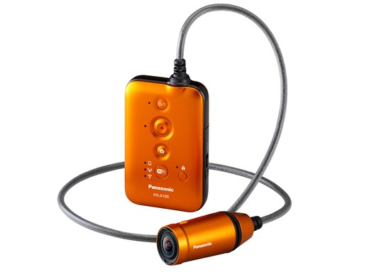 panasonic A100 wearable camera