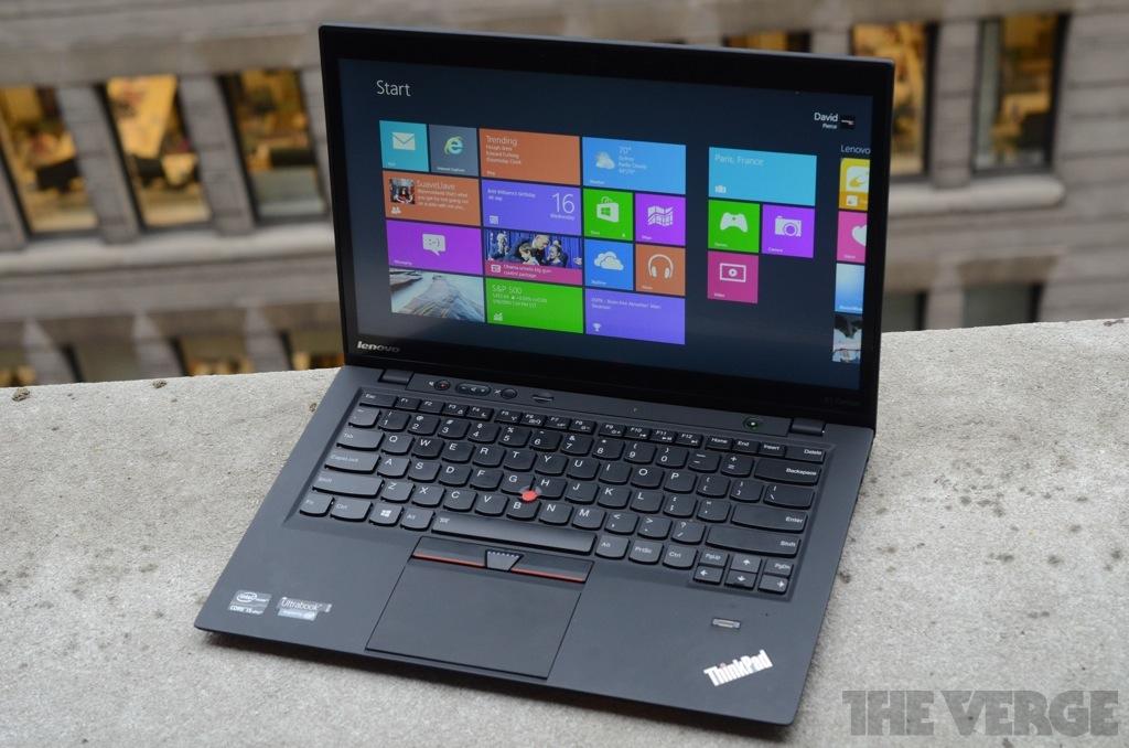 Lenovo ThinkPad X1 Carbon Touch hero (1024px)