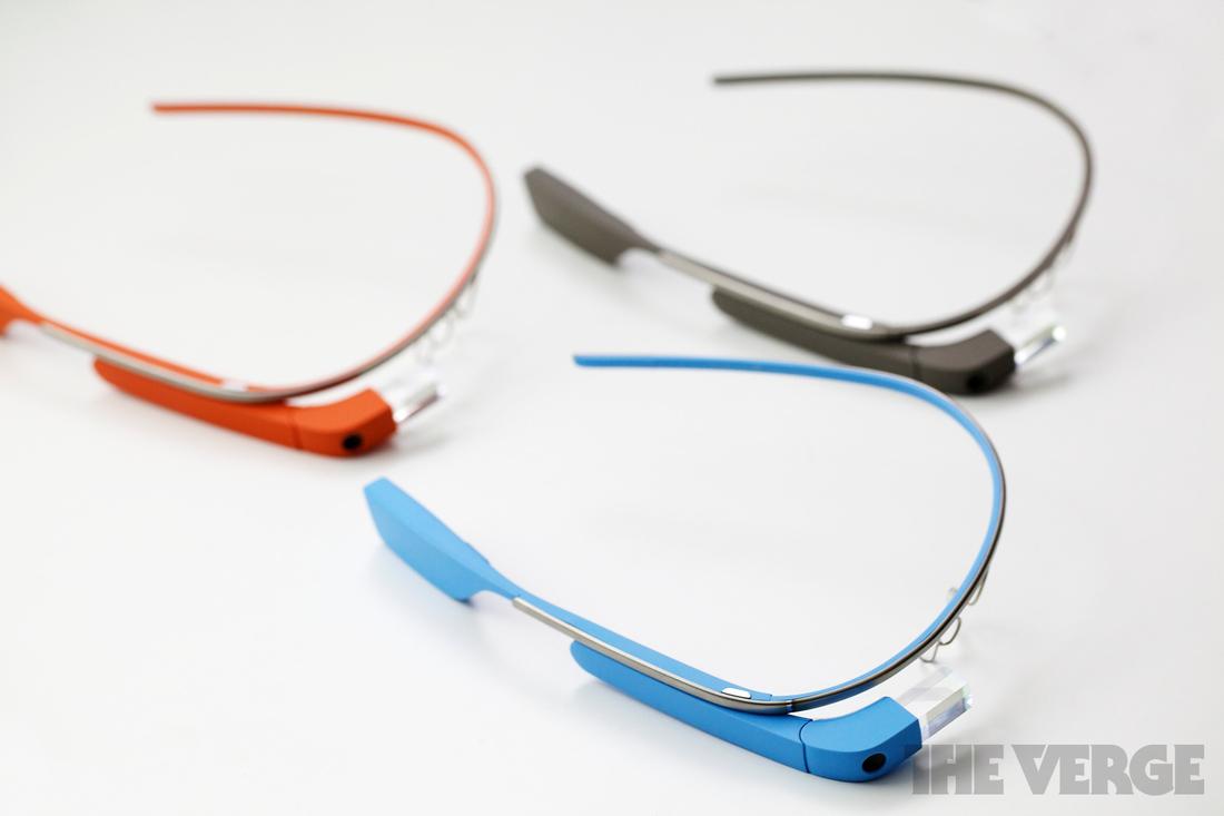 Google Glass (STOCK)