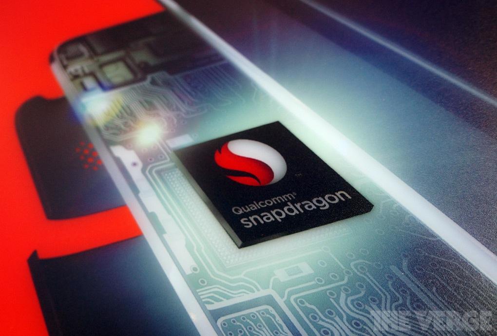 qualcomm snapdragon-stock