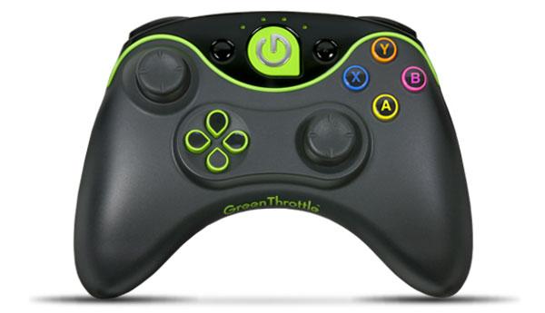 green throttle games controller