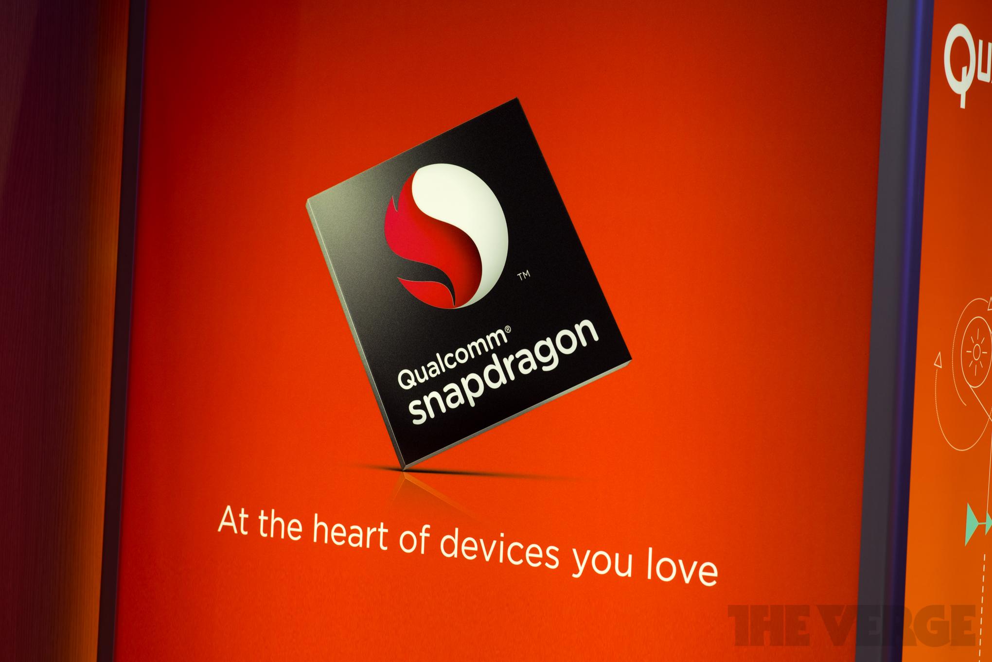 Qualcomm Snapdragon (STOCK)