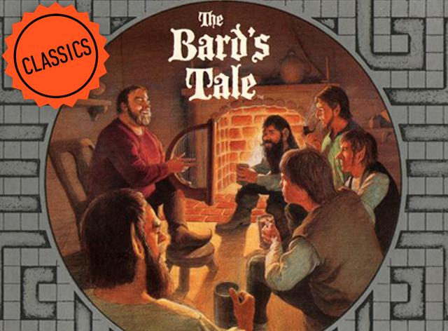 The Bard's Tale classics