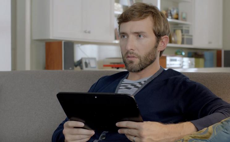 Nexus 10 commercial