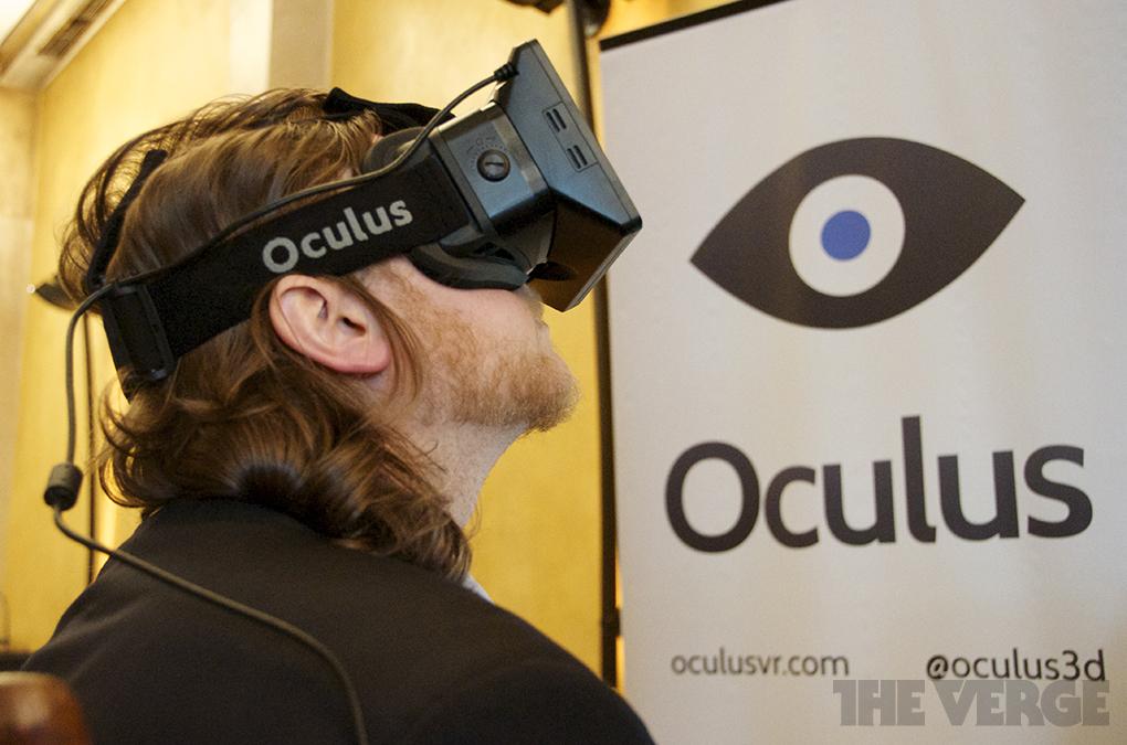 Oculus Rift TC Sottek