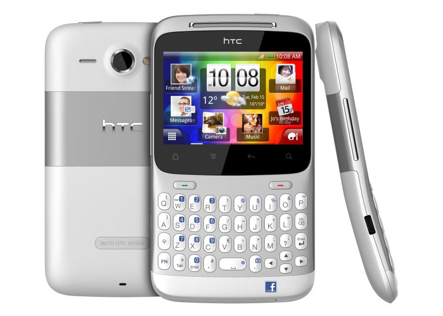 HTC Chacha press
