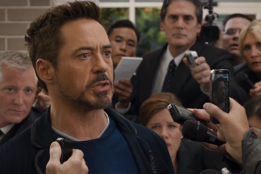 Iron Man 3 Alcatel