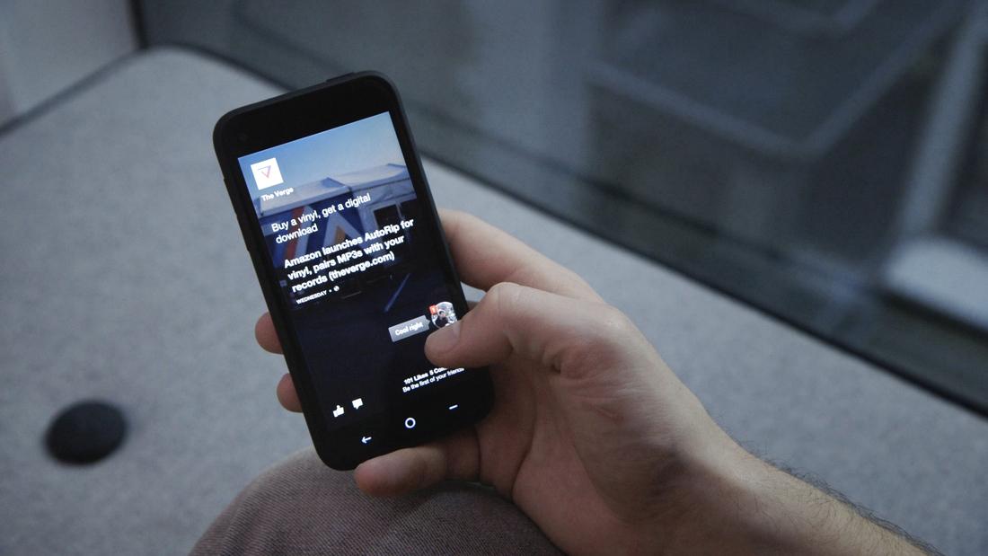 HTC First Still