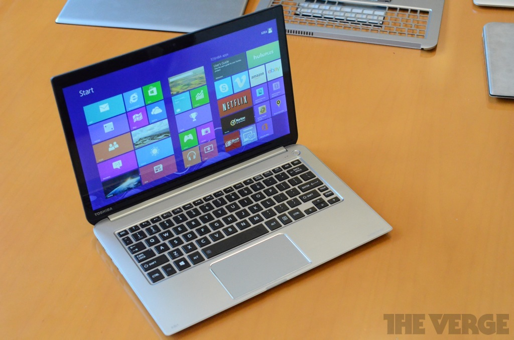 Gallery Photo: Toshiba Kirabook pictures