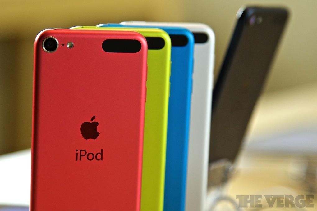 iPod stock