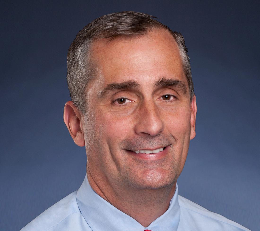 Brian Krzanich, Intel CEO