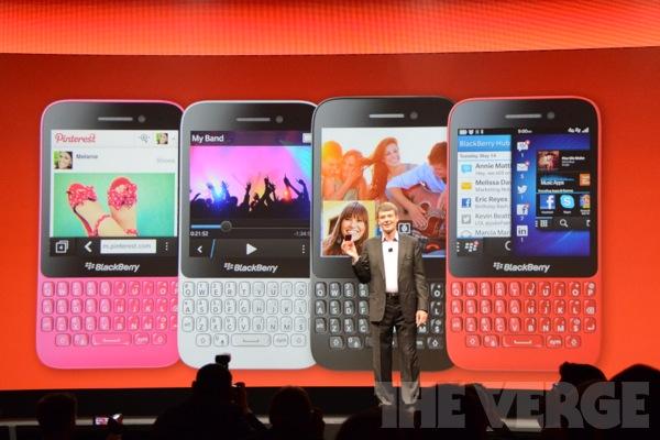 Gallery Photo: BlackBerry Q5 gallery