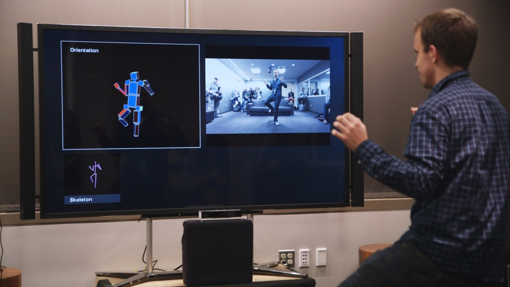 Kinect for Xbox One David looks dumb