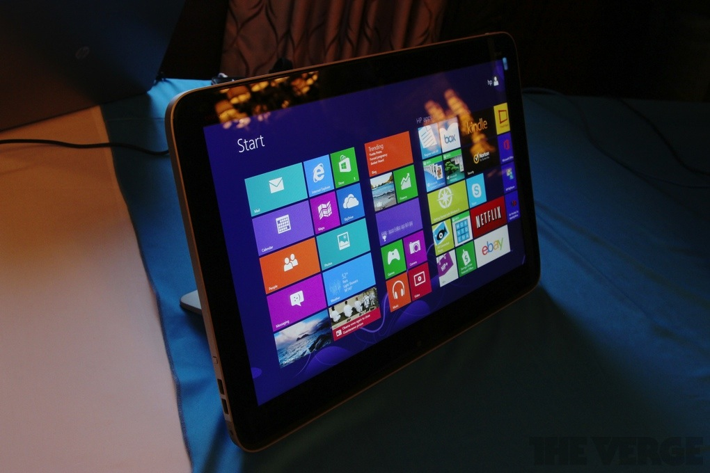 Gallery Photo: HP Envy Rove 20 pictures