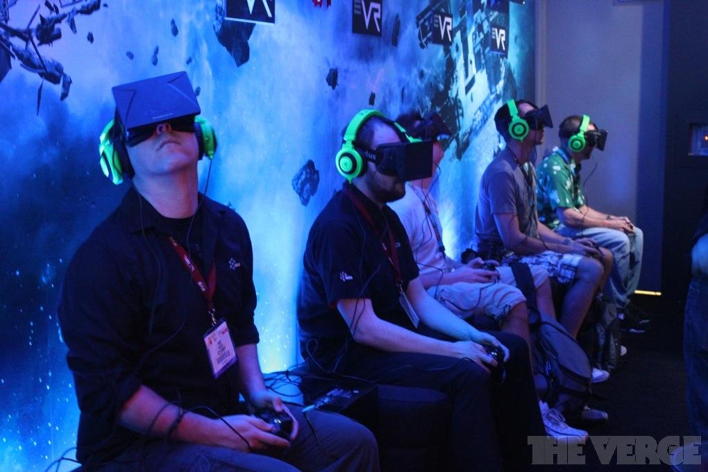 Oculus Rift EVR
