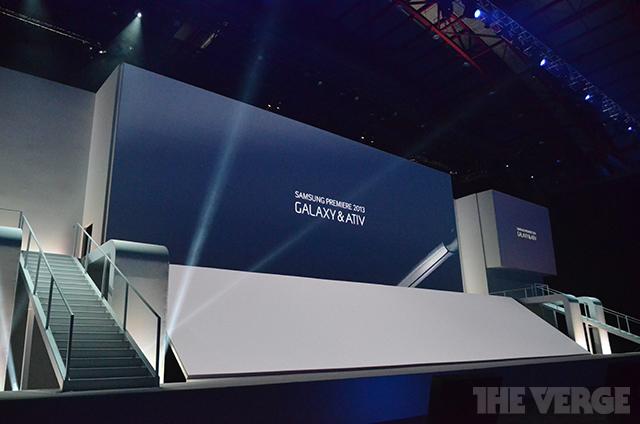 Samsung Galaxy Ativ event
