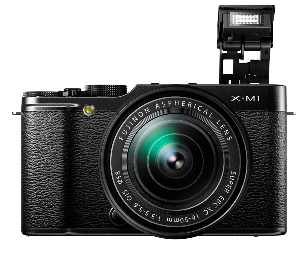 Gallery Photo: Fujifilm X-M1 press photos