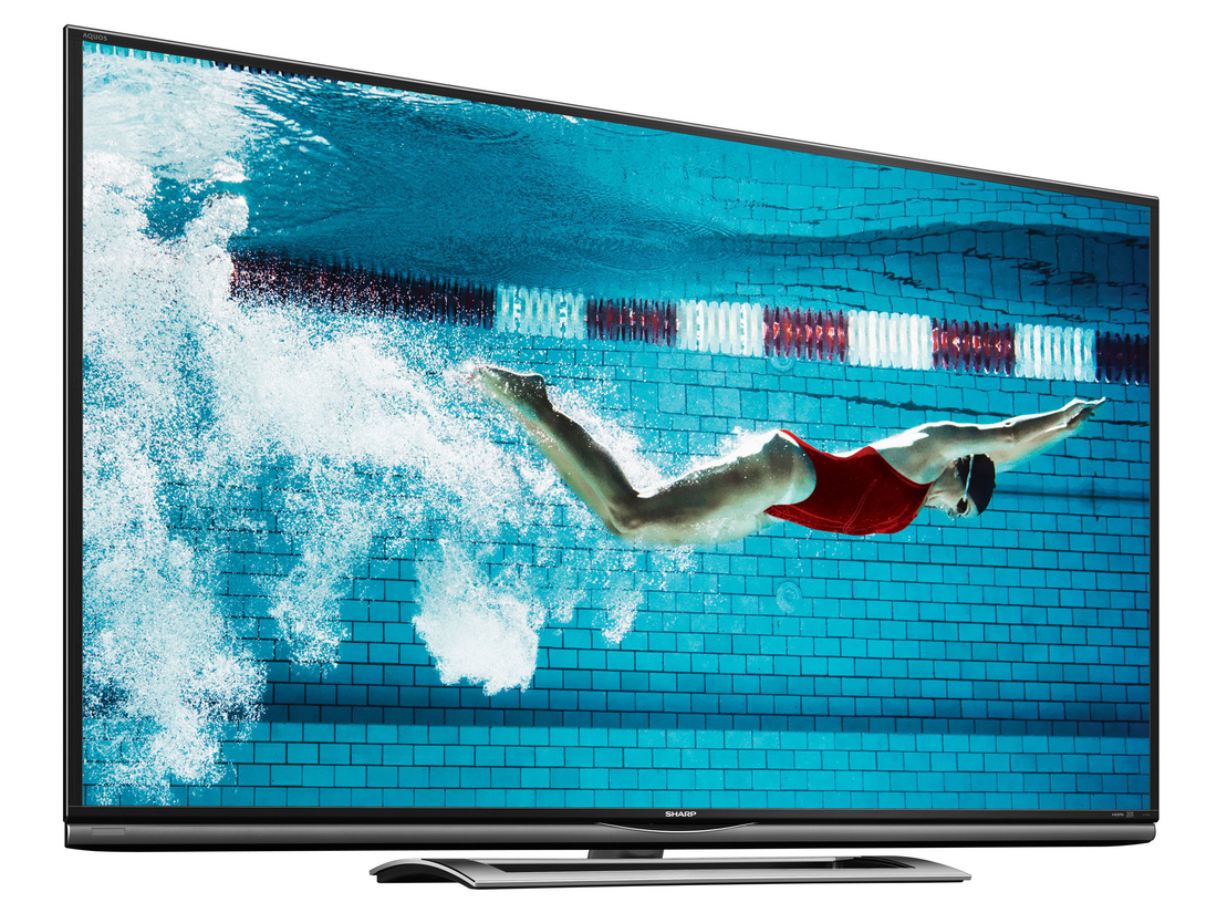 Sharp 4K AQUOS TV