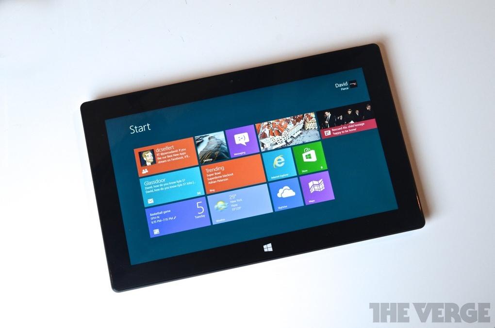 Microsoft Surface Pro better stock 1020