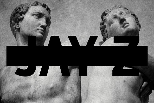Jay-Z Holy Grail album cover