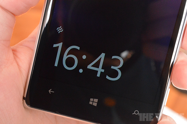 Lumia 925 glance