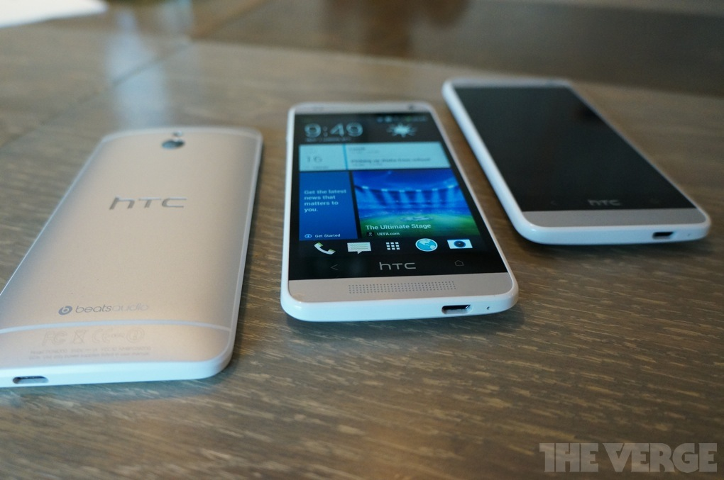 Gallery Photo: HTC One mini hands-on photos