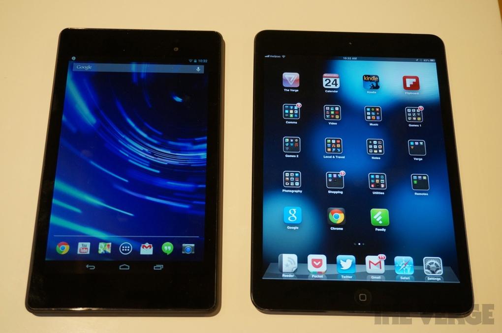 Gallery Photo: Nexus 7 hands-on photos