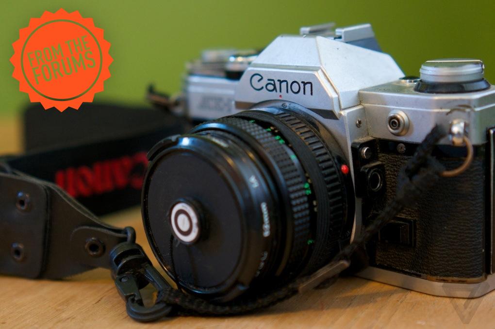 Canon AE 1 FTF