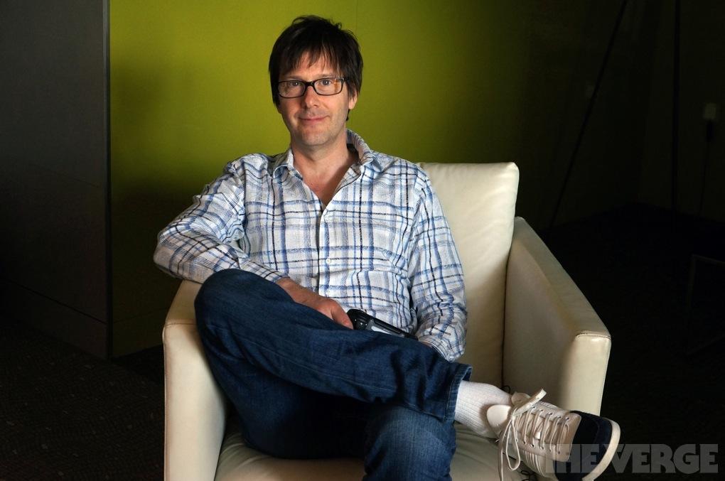 Mark Cerny of Sony (verge stock)