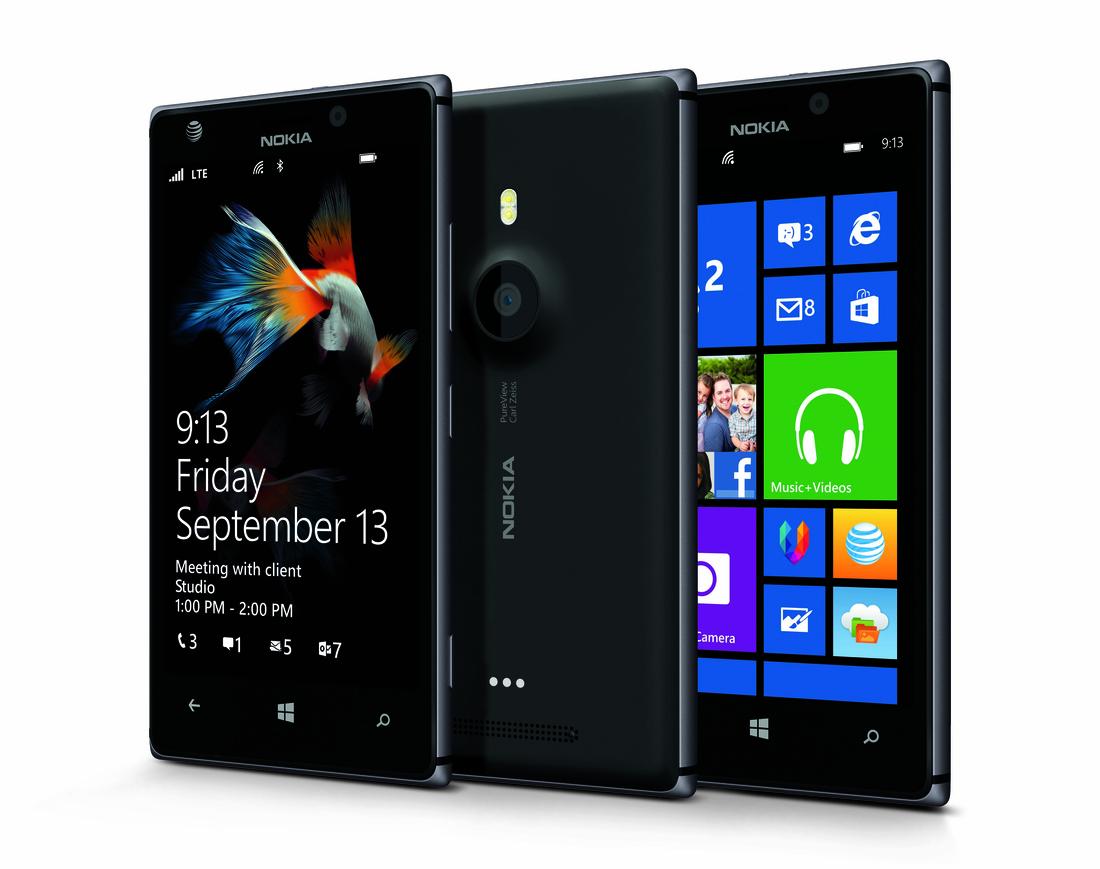 Nokia Lumia 925 for AT&T