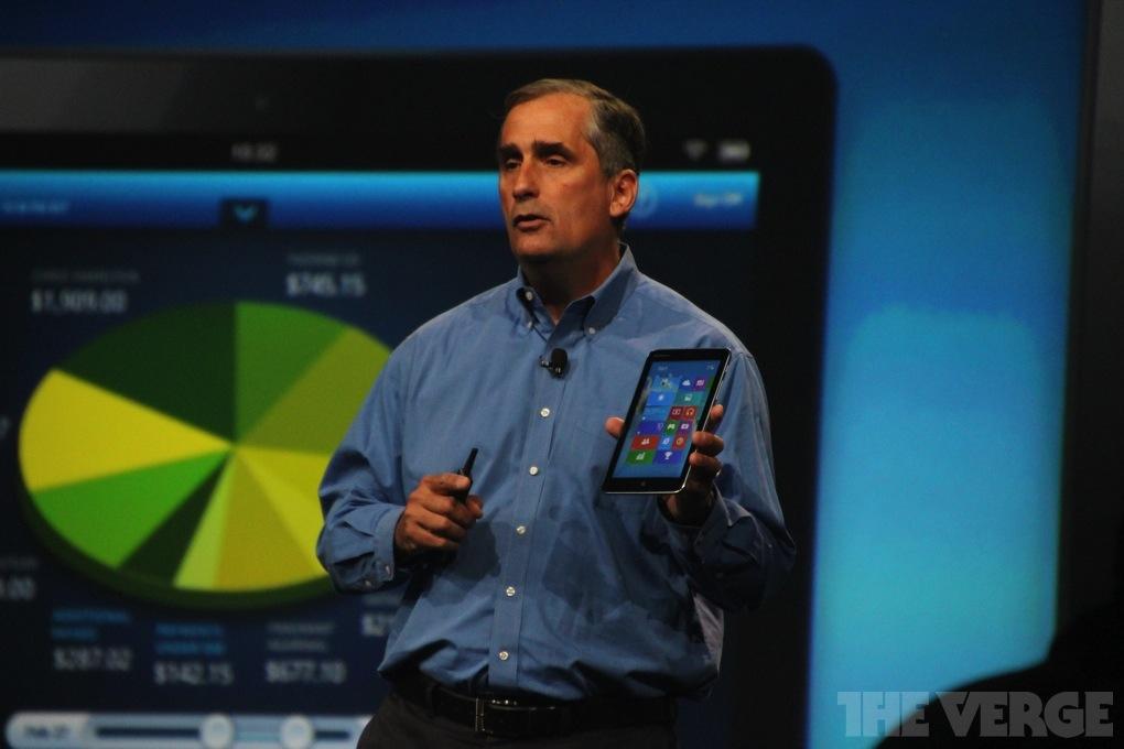 Gallery Photo: Intel IDF stock 1020