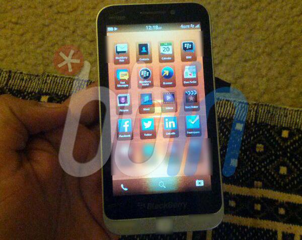 BlackBerry Americano