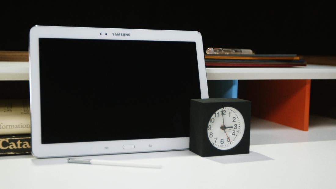 Galaxy Tab 10.1 review still